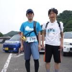 第1回宮崎鏡洲の森トレイル 完走しました。