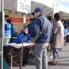 青島太平洋マラソン前日受付に行ってきました。