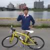 疲れるけど仲間と走る自転車は楽しい