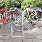 綾まで自転車の練習
