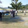 第29回綾照葉樹林マラソン前日受付に行ってきました。