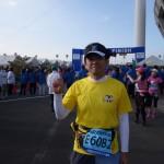 第29回青島太平洋マラソン2015完走しました。
