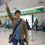 はじめての沖縄。はじめての久米島
