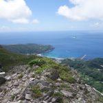 天上山(東京都神津島)に登りました