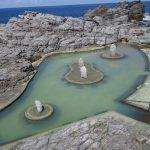 神津島温泉に入浴してきました。