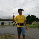第25回ランザローテカップ 阿蘇クロスカントリー9キロの部完走しました。
