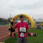 第8回つわぶきハーフマラソン完走しました。