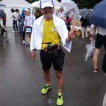 第1回大阪城トライアスロンスタンダード完走しました。