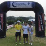 宮崎ナイトリレーマラソンinこどものくに完走しました!