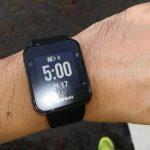 ガーミンForeAthlete35Jを購入しました。普段使いできるマラソンの時計かな~